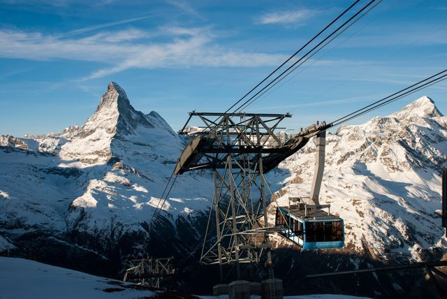 Teleferico del Rothorn Paradise