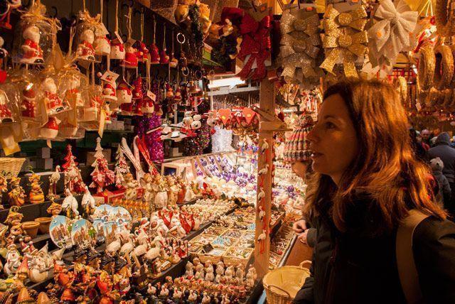 Alucinando con los objetos navideños