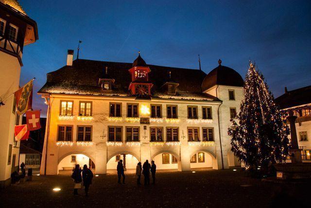 Ayuntamiento de Thun