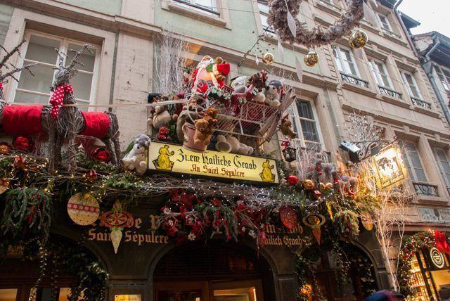 Calle de Oro de Estrasburgo
