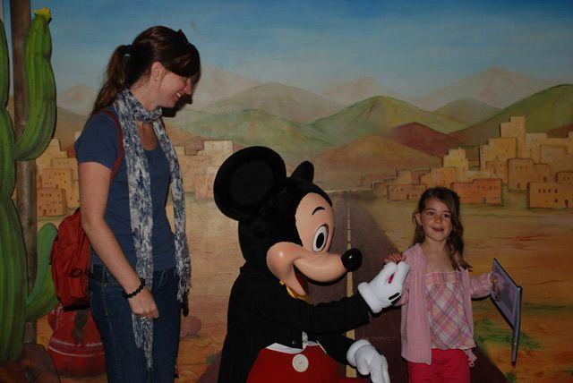 Disfruta con los personajes Disney