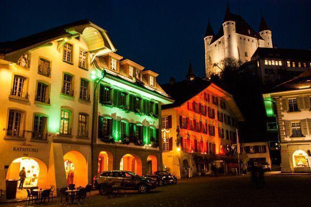 El castillo de Thun