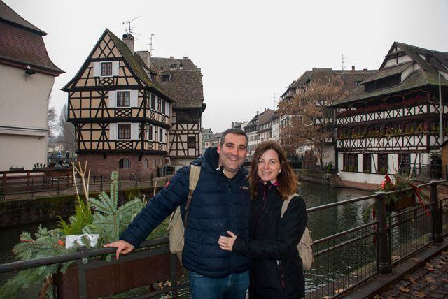 Feliz Navidad desde Estrasburgo