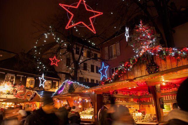 Mercadillo de Navidad de Estrasburgo