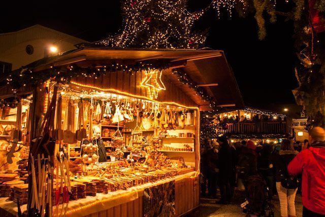 Mercado de Navidad de Berna