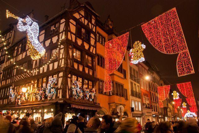 Noël en Strasbourg
