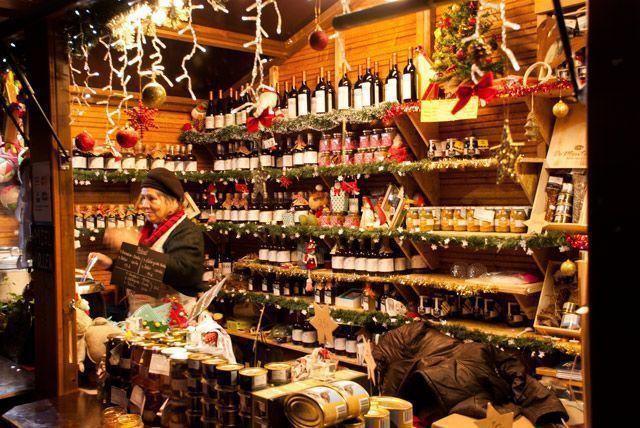 País invitado del Mercado de Adviento de Strasbourg