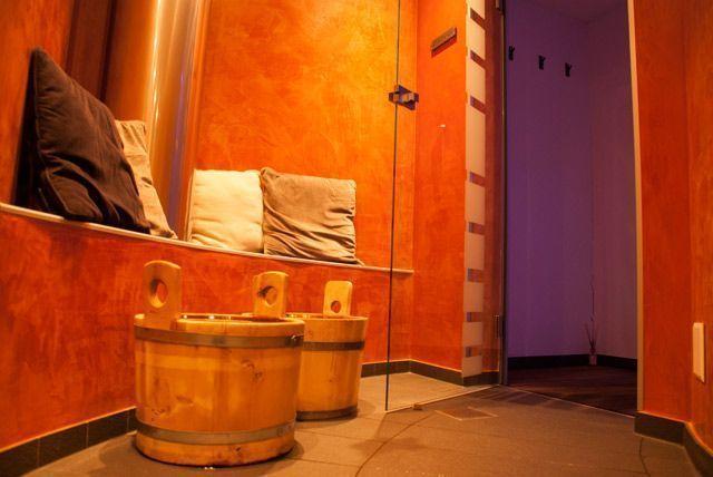 Spa del hotel Matterhorn Focus