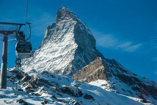 Zermatt en invierno