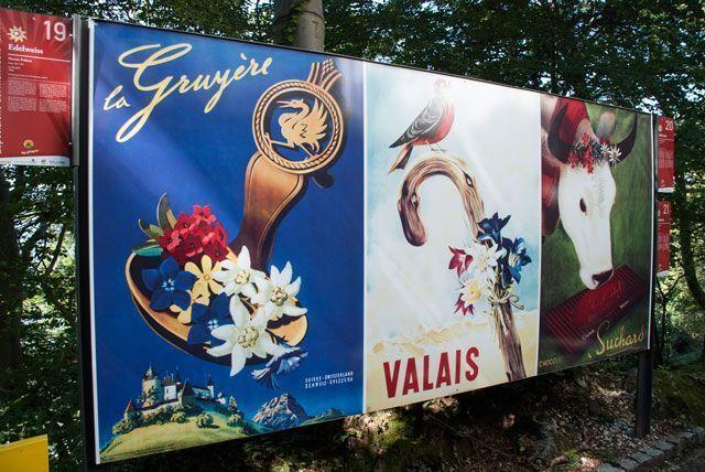 Exposición carteles turismo