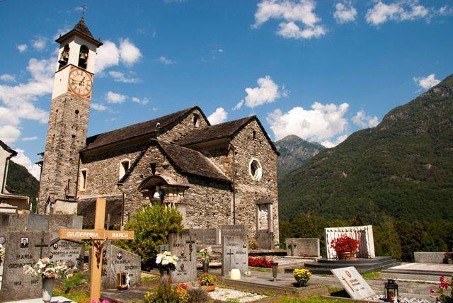 Valle de Maggia: Ruta por la esencia del Ticino
