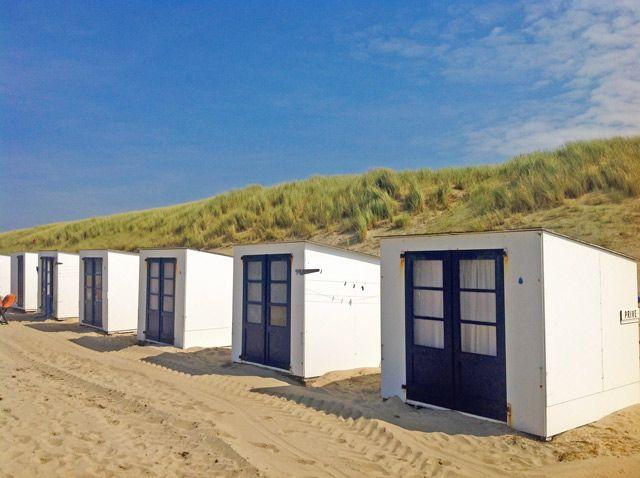 Casetas de Texel
