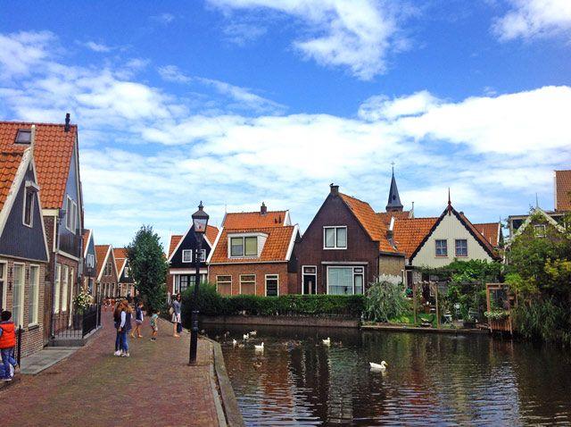 Calles de Volendam
