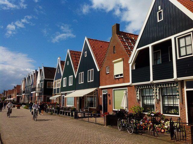 Casas de Volendam