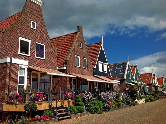 Casas holandesas