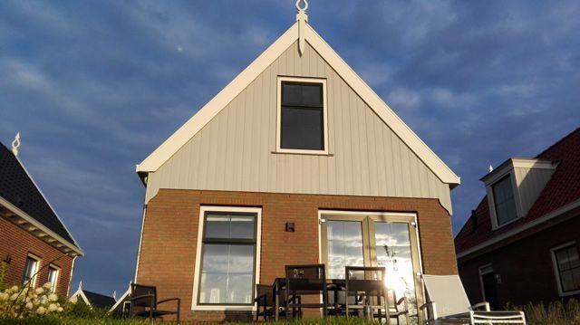Casas típicas holandesas