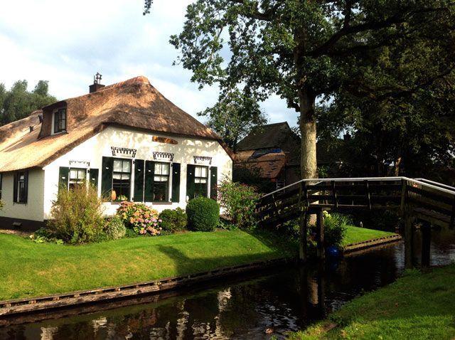 El pueblo más bonito de Holanda