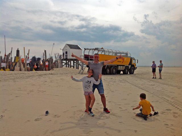 Vlieland: aventura en las islas frisias (Holanda)