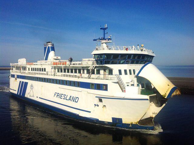 Ferry Rederijk Doeksen