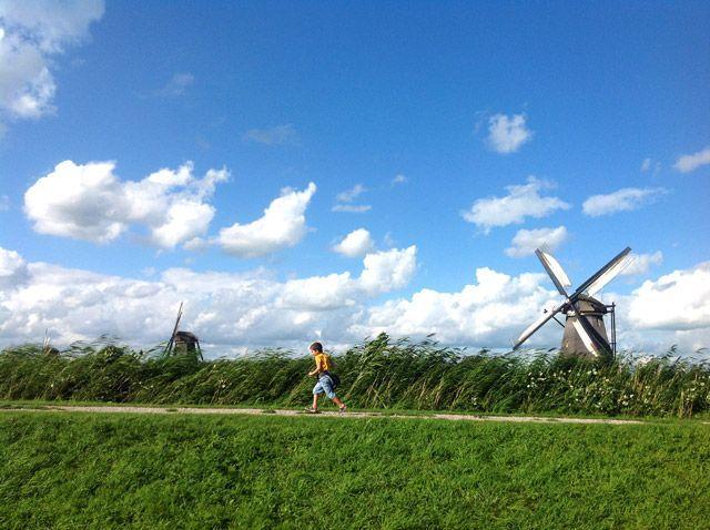 Holanda al natural