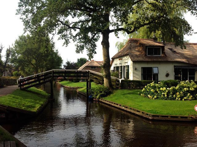 Holanda romántica