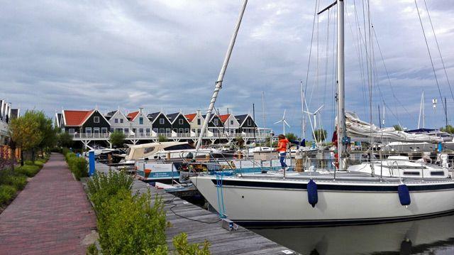 Muelle de Poort Van Amsterdam