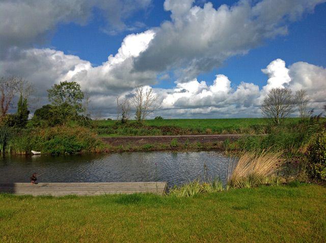Naturaleza en Uitdam