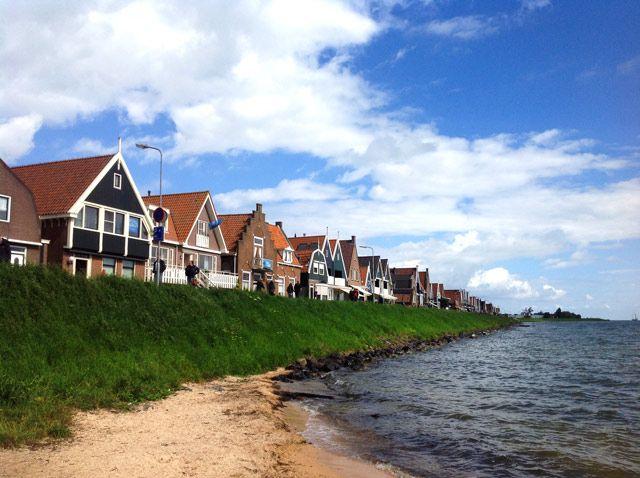 Playa en Volendam