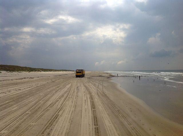 Playas vírgenes de Vlieland