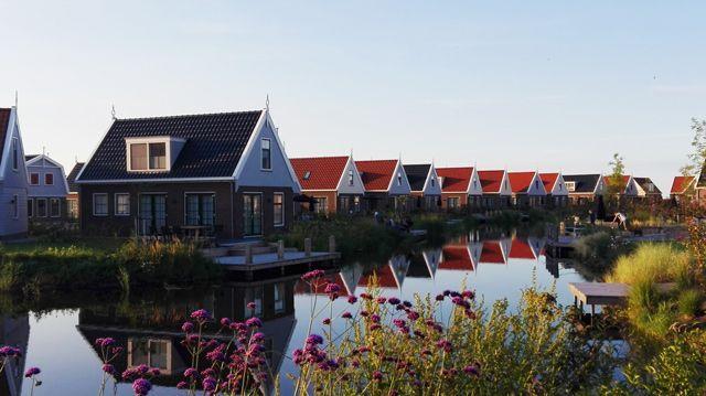 Alojamiento con encanto cerca de Amsterdam