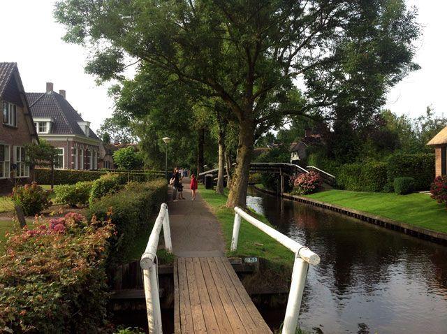 Puentes de Giethoorn