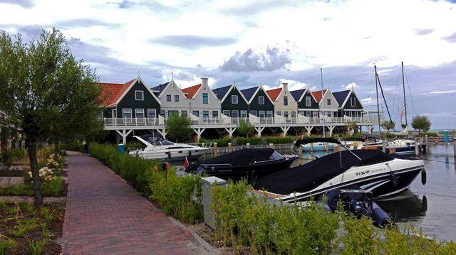 Puerto del resort