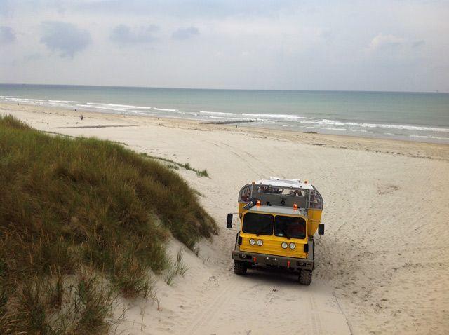 Subiendo dunas