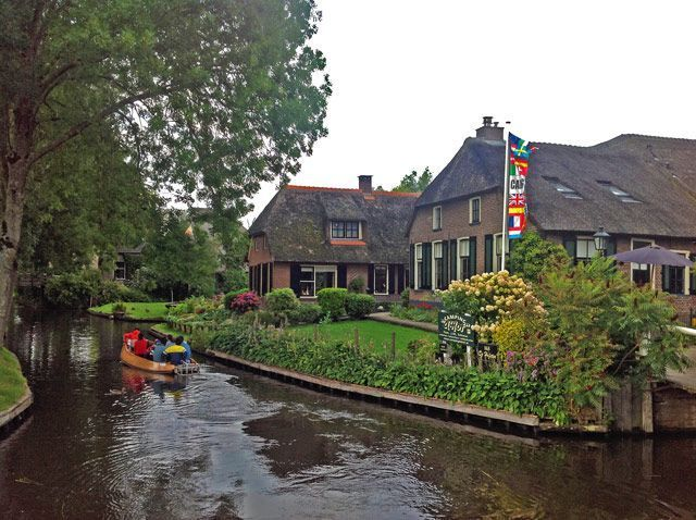 Tours en Giethoorn