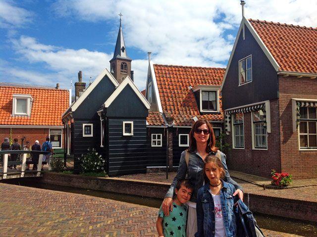 Vacaciones en Volendam