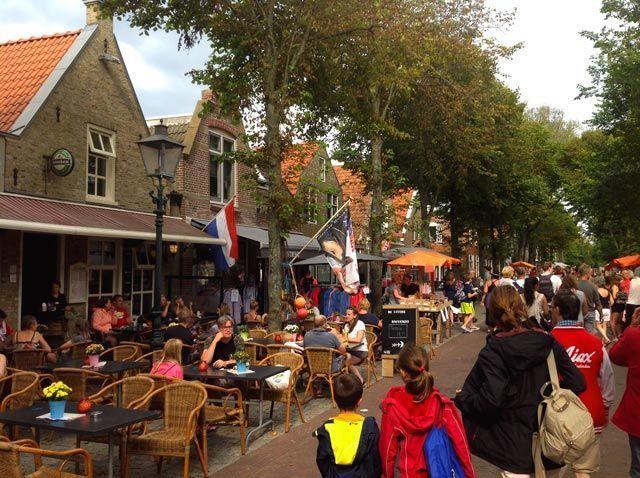 Verano en Vlieland