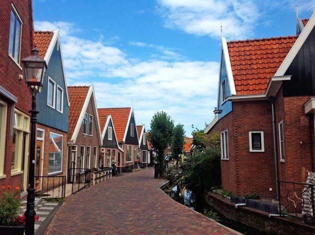 Volendam romántica