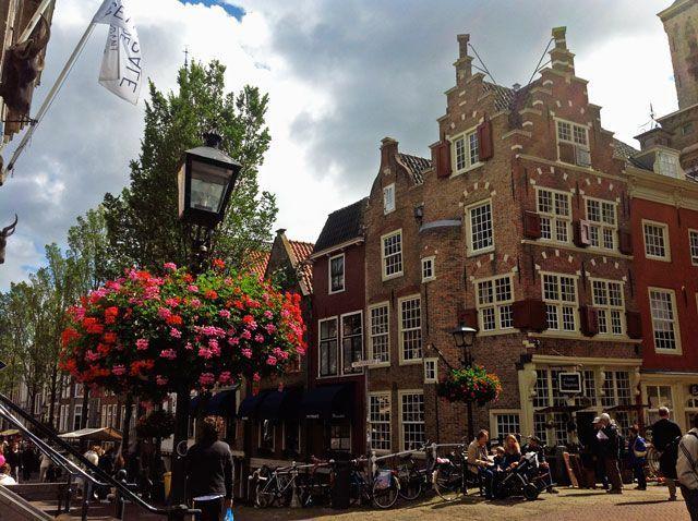 Calles de Delft