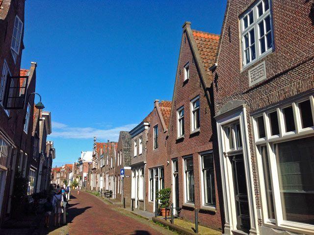 Casas de Monnickendam