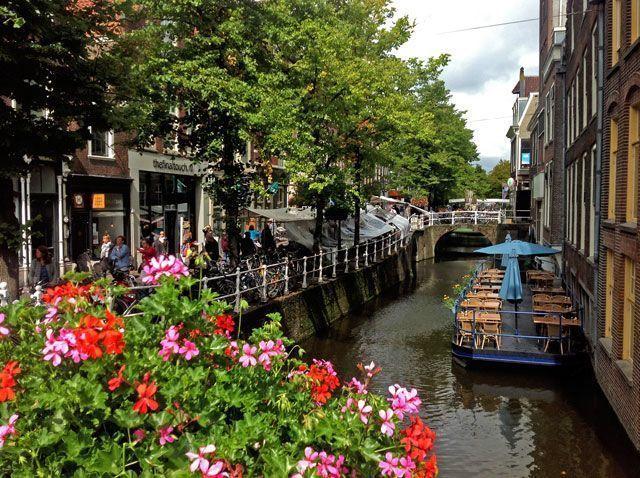 Delft romántica