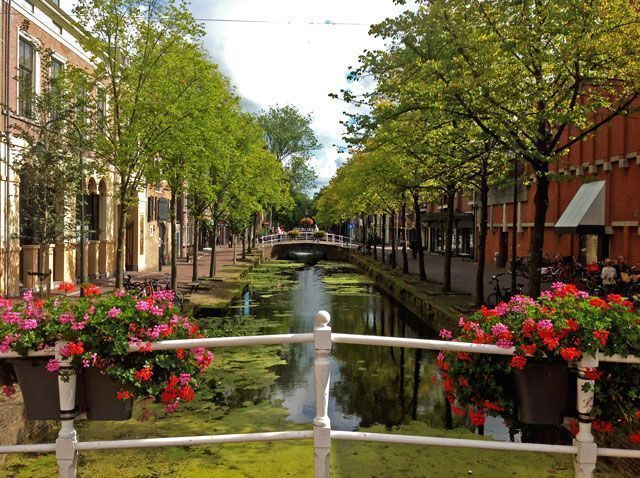 Delft: una delicia en el sur de Holanda