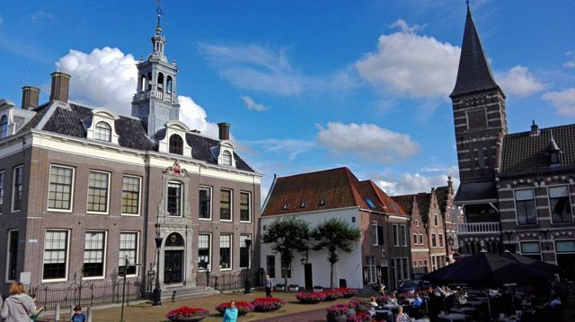 Edam y la tradición del queso en Holanda