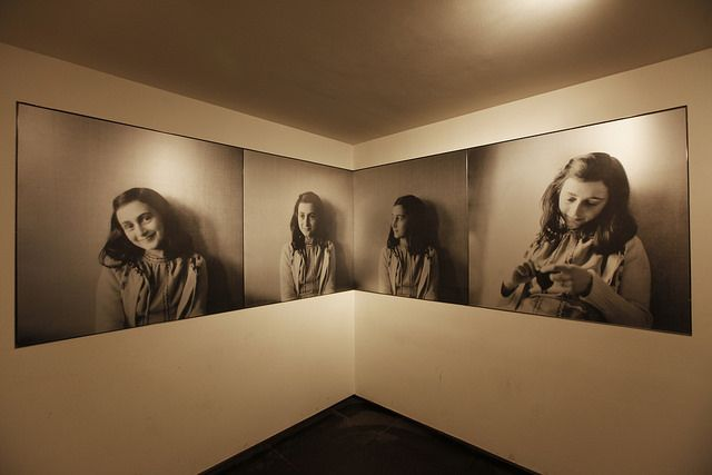 Exposición de Ana ©Anne Frank House Cris Toala Olivares