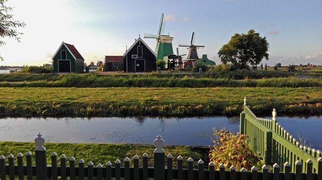 Holanda con encanto