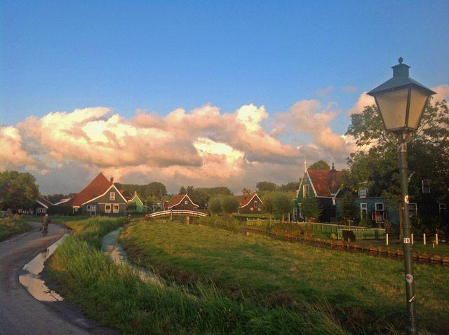 Holanda de cuento