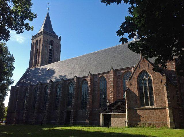 Iglesia de Monnickendam