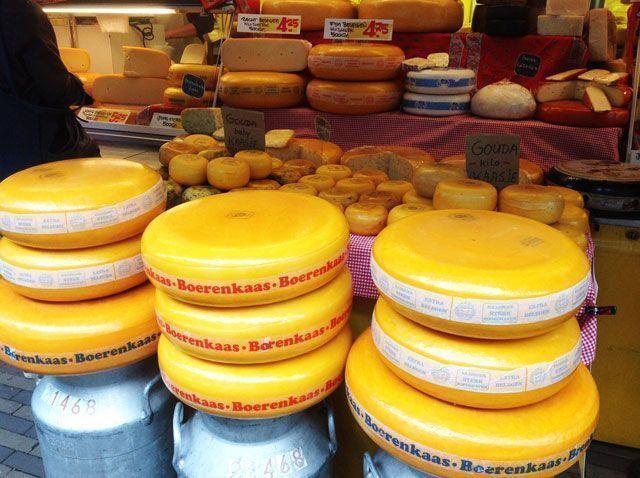 Parada de quesos