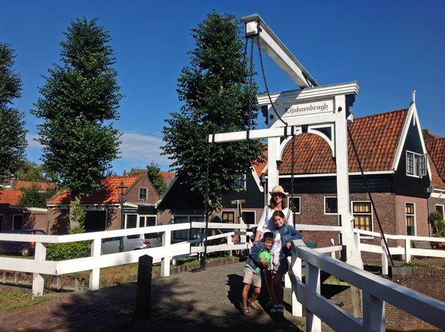 Puentes de Monnickendam