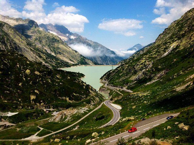 Ruta de los 3 Puertos: maravillas alpinas desde el coche