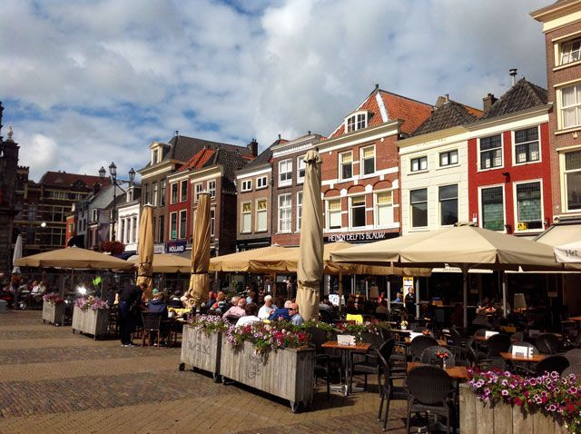 Terrazas de Delft